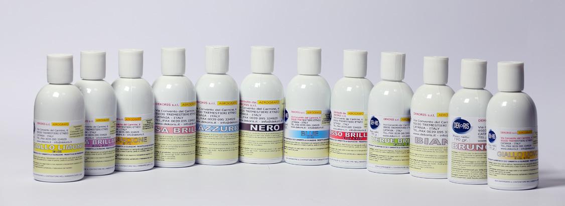 Coloranti Liquidi